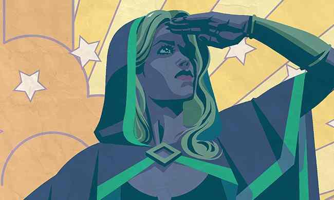 Dagli Stati Uniti arriva Chalice, il primo supereroe transgender