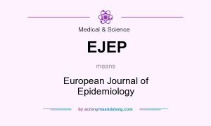EJEP meaning - what does EJEP stand for?