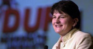 Il Primo Ministro dell'Irlanda del Nord Arlene Foster dice NO ai matrimoni gay