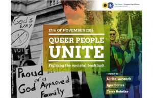 "Al Parlamento Europeo si discute di strategie ""queer"""