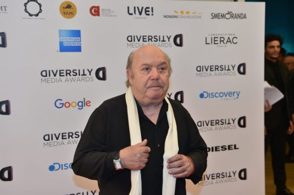 """Lino Banfi, premiato per """"Un Medico in famiglia"""""""