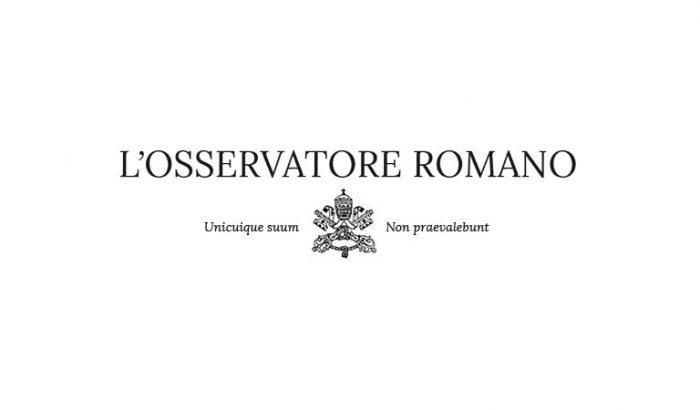 L'Osservatore Romano: «I bimbi di coppie gay rischiano di essere più fragili»