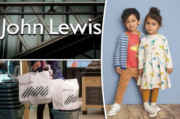 "John Lewis introduce il ""gender neutral"" per i bambini"